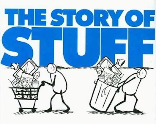 Story of Stuff // l'Histoire des choses