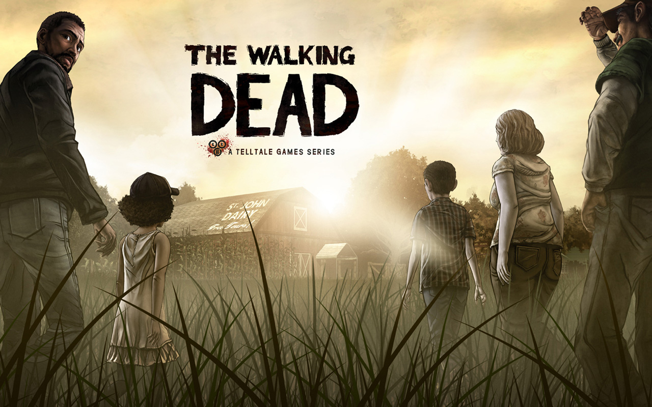 walking dead online game