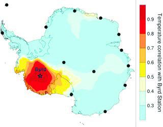 Western antarctic