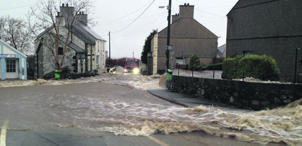 main road between Rhosgadfan and Rhostryfan. Adrianne Hickey