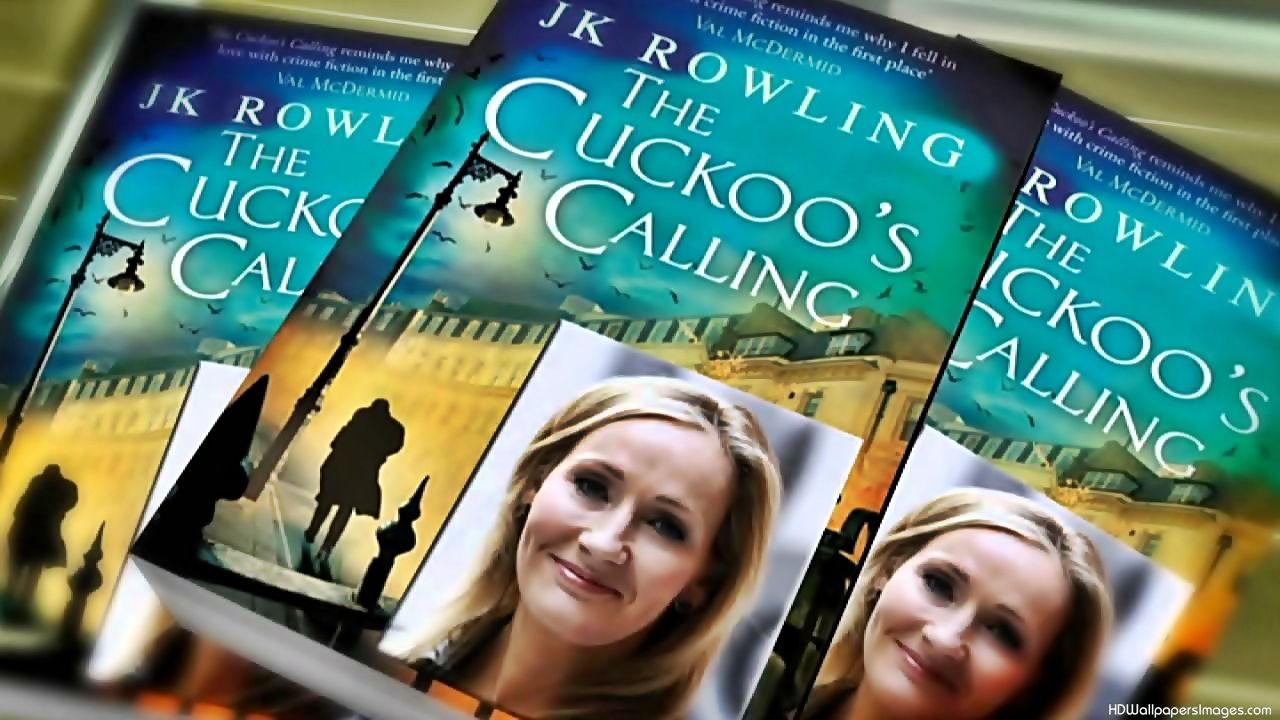 Kết quả hình ảnh cho j. k. rowling and The Cuckoo's Calling