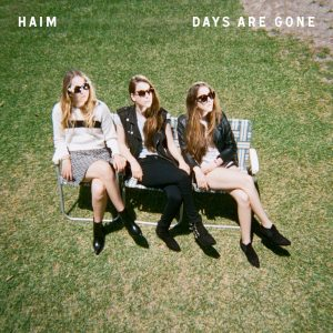 HAIM_DaysAreGone_Album-cover