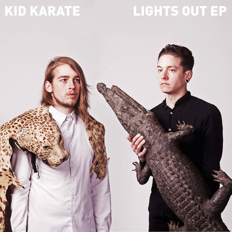 KID KARATE LIGHTS OUT EP
