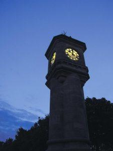 bangor clock