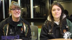 Bangor Women's Rugby - Pre Varsity 2014