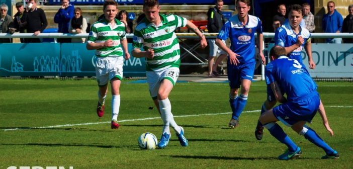 Bangor City v TNS – Match Report