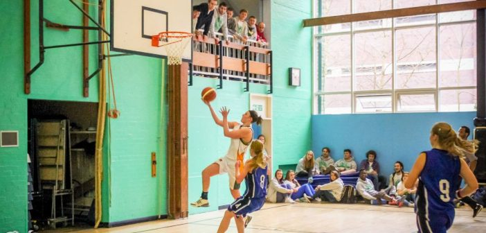 Bangor Women's Basketball team crushes Aberystwyth 65-38