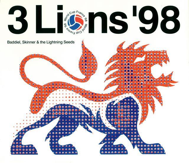 Three Lions - Genius | Song Lyrics & Knowledge