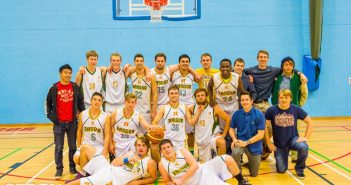 Men's Basketball dominate newcomers Lancaster