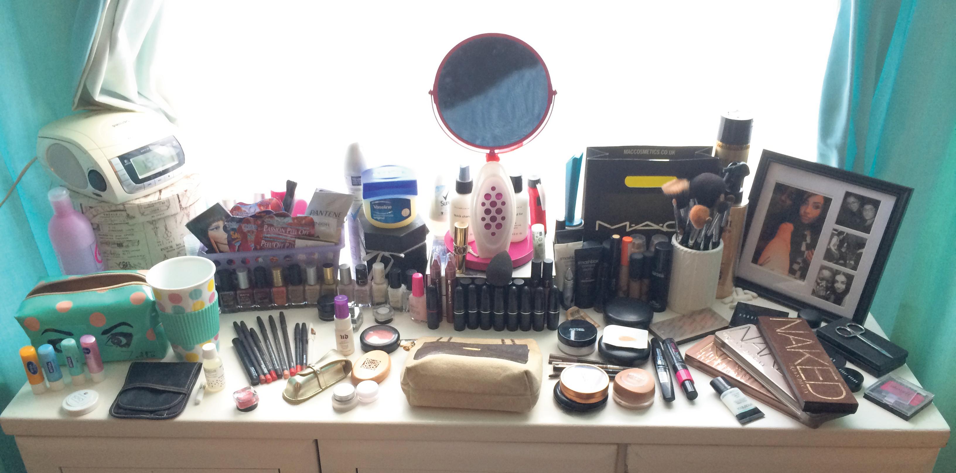 Show me makeup