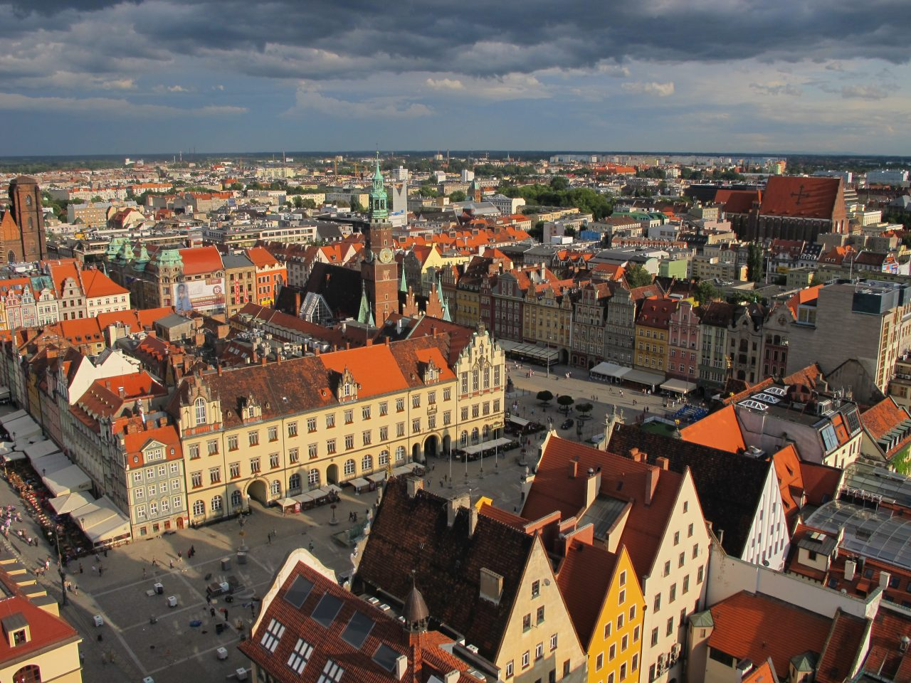 Poland is one of the largest countries in Europe by both area and population, and a fabulous destination for the budget traveller. Yet, it remains a relatively untravelled destination by students.