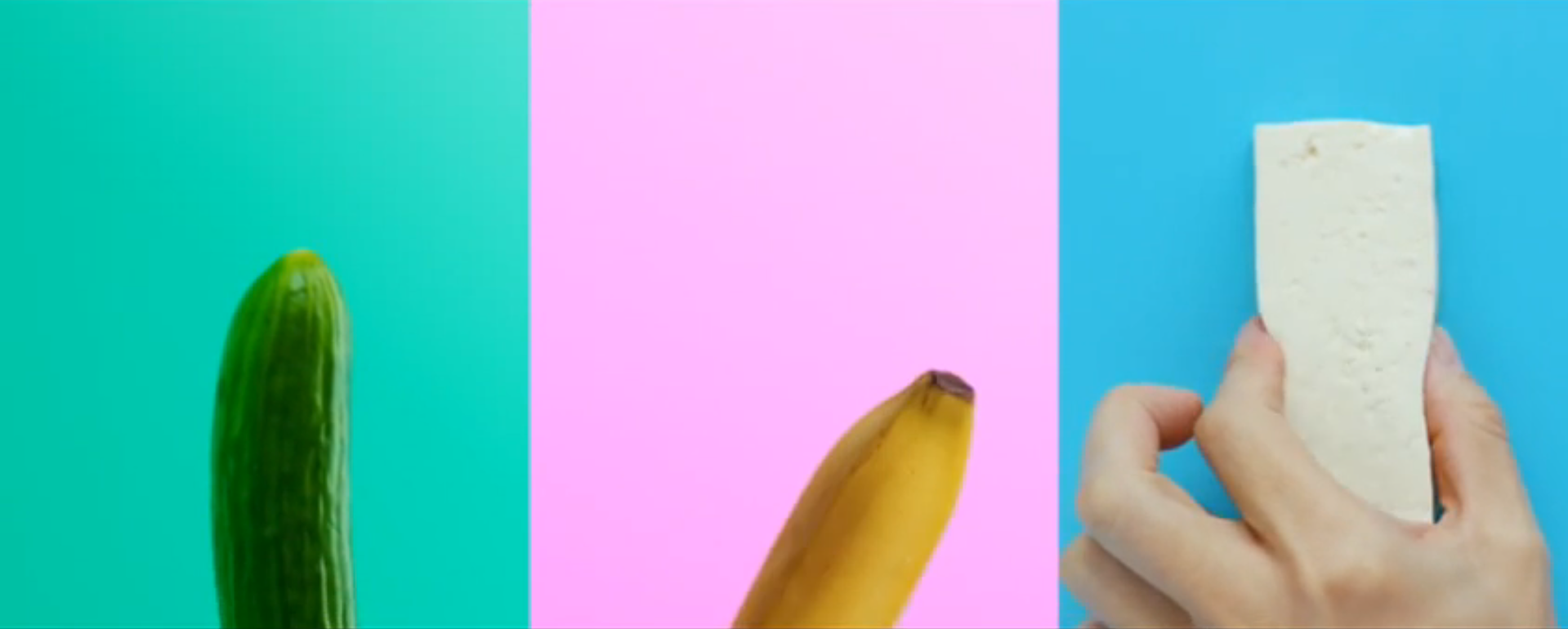The cucumber the banana or maybe his dick 2
