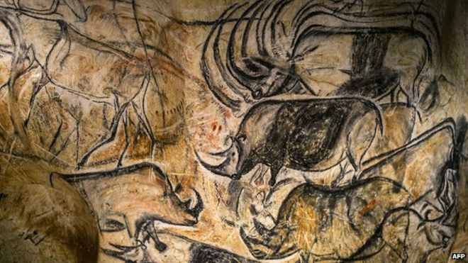 France Cave Paintings
