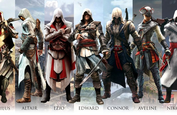 Assassins creed assassins