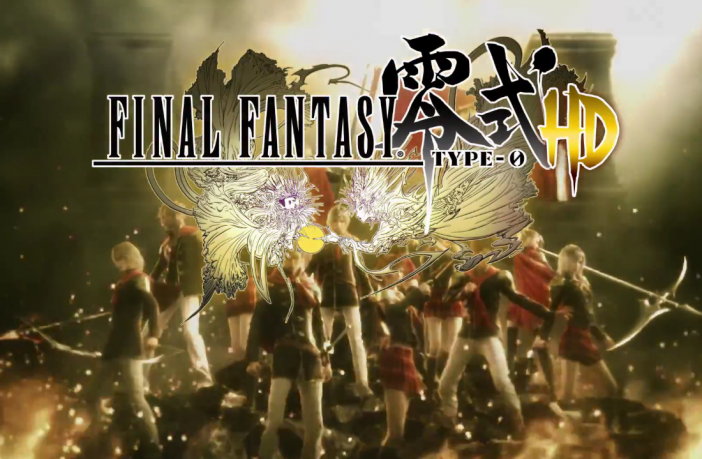 final fantasy type-0 cadets and title