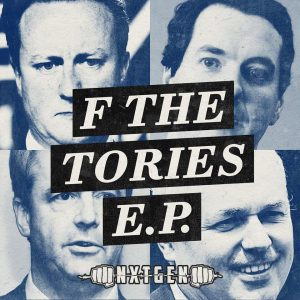 Cover Art for F The Tories