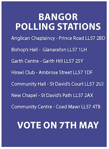 polling stations