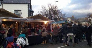 Llandudno Christmas Market 2015