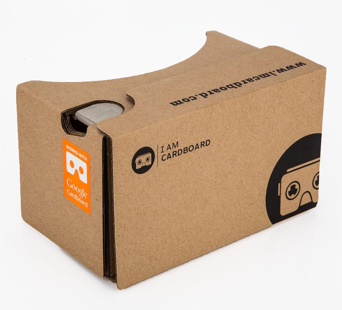 0f5b0352577 Google Cardboard