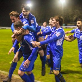 A Comeback to Remember for Bangor City FC