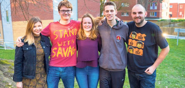 New SU SABB Team Elected