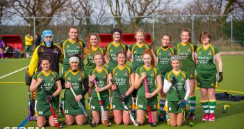 Ladies hockey bring home the cup making history