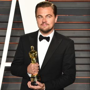 A Celebration For Leonardo DiCaprio