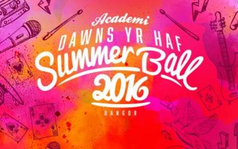 Competition – Win Tickets for Bangor University Summer Ball 2016