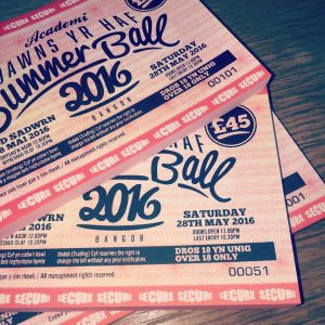 summer ball tickets