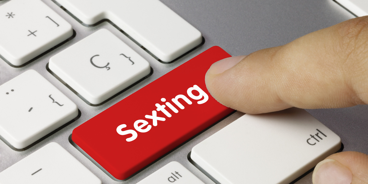 What are the dangers of sexting