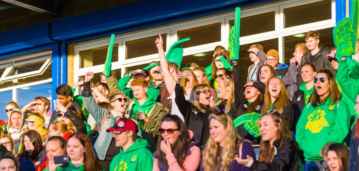 Historic Varsity Win for Bangor!