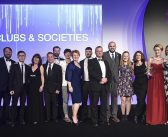 Bangor takes 'gold' for Clubs and Societies in WhatUni Awards 2017