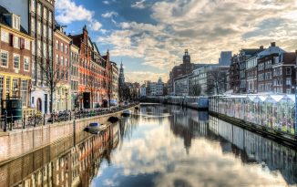 An Uplifting City: Amsterdam