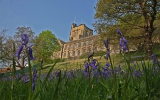 Bangor University awarded 'First Class Honours' for sustainability