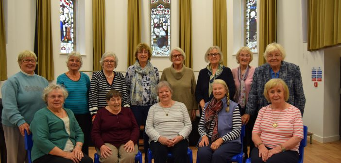 60 years on, students revisit St Mary's