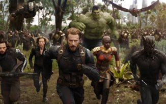 Avengers Infinity War: 10 Years In The Making
