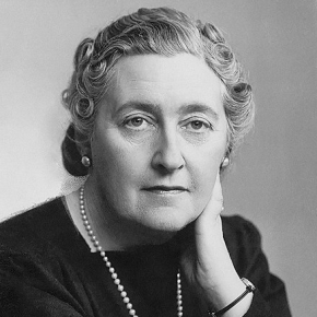 Happy Birthday Agatha Christie!