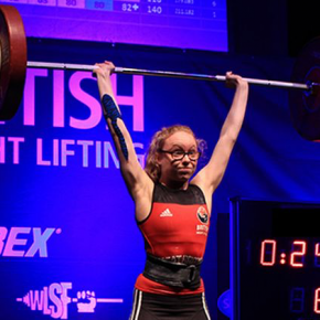 Bangor University Weightlifter called up to British squad