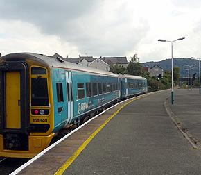 Train Journeys Home