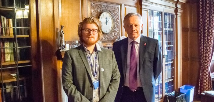 """INTERVIEW: Bangor University Vice-Chancellor John G. Hughes – """"Protect the student experience at all costs."""""""