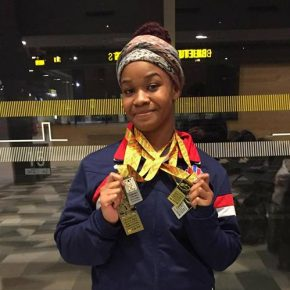 Bangor Graduate Retains Junior European Powerlifting Title