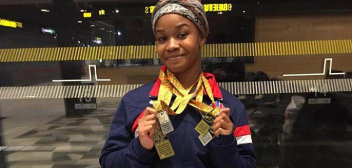Bangor Graduate Retains Junior European Powerlifting Title