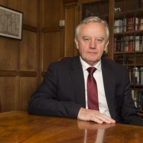 BREAKING: Vice-Chancellor, Professor John G. Hughes To Retire At End Of December 2018