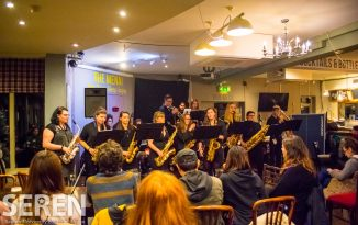 Bangor University Jazz Band Live At The Menai