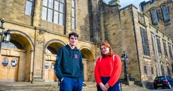 """INTERVIEW: Student Protest Organisers, Owen J Hurcum & Kayleigh Lavornia – """"A lot is riding on this."""""""