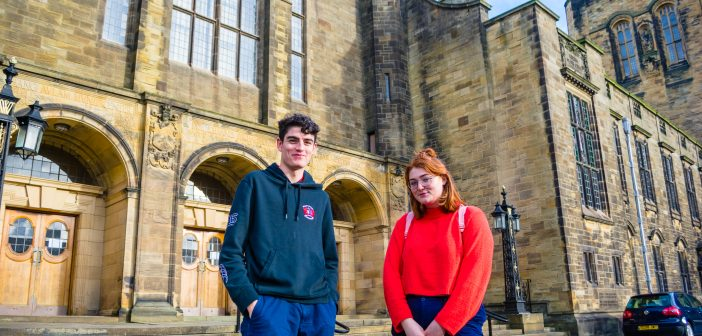 "INTERVIEW: Student Protest Organisers, Owen J Hurcum & Kayleigh Lavornia – ""A lot is riding on this."""