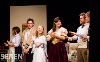 The Importance of Being Earnest : Rostra Raises The Bar