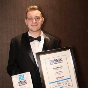 British Education Award for Mark