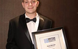 British Education Award for Mark