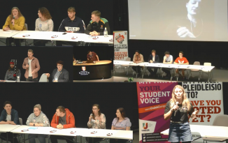 A Brief Overview of Undeb Bangor's Question Time